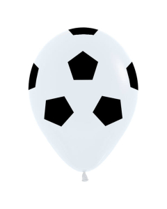 Globo Infinity Balón de Futbol, Blanco Fashion R-12