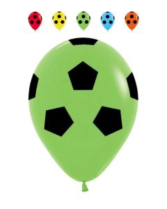 Globo Infinity Balón de Futbol, Tonos Fashion R-12