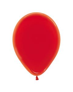 Globo Rojo Cristal R-12
