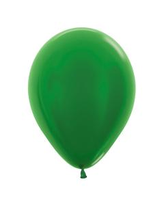 Globo Verde Metal R-12
