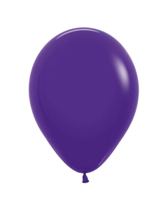Globo Violeta o Purpura Fashion R-12
